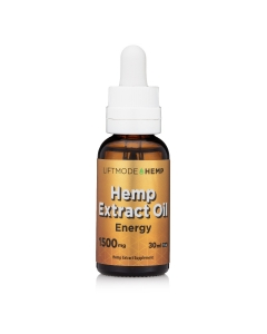 CBD Distillate Oil with Terpenes &   B-12 - For Energy