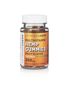 Multivitamin CBD Gummies - Sugar Free